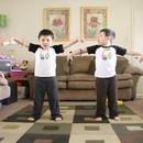 miniature pour Des jumeaux dansent sur Hey Ya