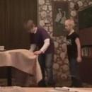 miniature pour Michel et Sven font un tour de magie