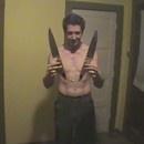 miniature pour Du nunchaku avec des couteaux