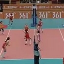 long-echange-volley-feminin