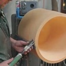 miniature pour Création d'un abat-jour en bois