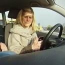 miniature pour Ecrire un SMS au volant, nouvelle épreuve du permis
