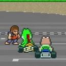 miniature pour Chuck Norris joue à Mario Kart