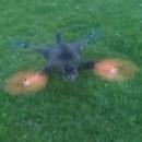 miniature pour Un chat en guise d'hélicoptère