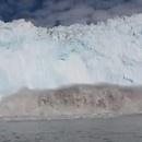 miniature pour Un iceberg crée un tsunami