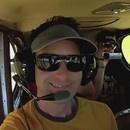 miniature pour Crash d'avion filmé du cockpit