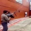 miniature pour Célebrer l'ouverture de l'école en Tchétchénie