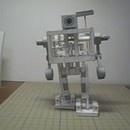 miniature pour Un robot en papier qui marche !