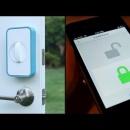 miniature pour Lockitron - Fermez la porte avec votre téléphone