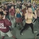 miniature pour The Big Bang Theory fait un flashmob sur Call Me Maybe