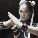 miniature pour Chun-Li vs Tifa