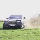 miniature pour Du Rallye avec une Rolls Royce Phantom