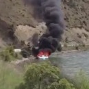 miniature pour Comment éteindre un bateau en feu