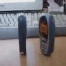 miniature pour Bataille entre 2 téléphones