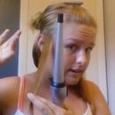 miniature pour Un bouclage de cheveux qui brûle