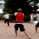 miniature pour Arrêter la course d'un homme avec un champ de force