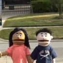 miniature pour Demande en mariage avec des marionnettes