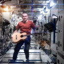 miniature pour Space Oddity par Chris Hadfield dans l'espace