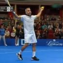 miniature pour Mansour Bahrami, le tennisman prince du divertissement