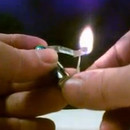 creer-flamme-pile-chewing-gum