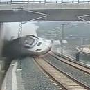 miniature pour Terrible accident de train en Espagne