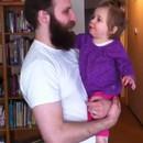 bebe-prefere-papa-barbe
