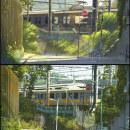 miniature pour Paysages d'animes VS paysages réels