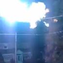 miniature pour Une boule de feu électrique à Lachine